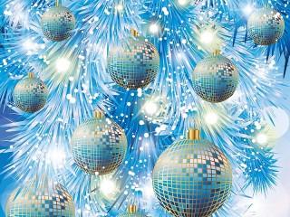 Собирать пазл Новогодняя дискотека онлайн
