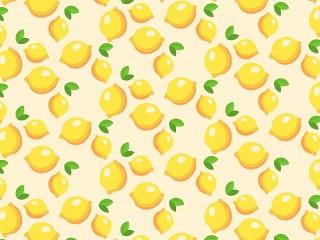 Собирать пазл Обои-лимоны онлайн