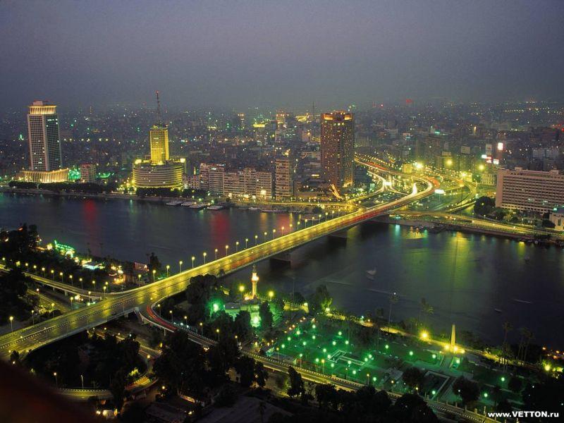 Пазл Собирать пазлы онлайн - Огни ночного города
