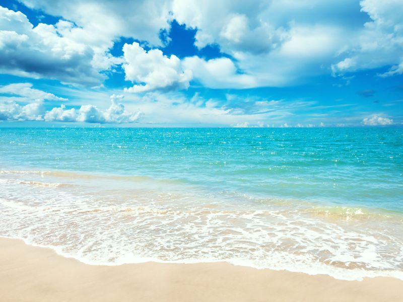 Пазл Собирать пазлы онлайн - Океанские волны