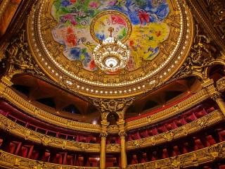 Собирать пазл Опера в Париже онлайн