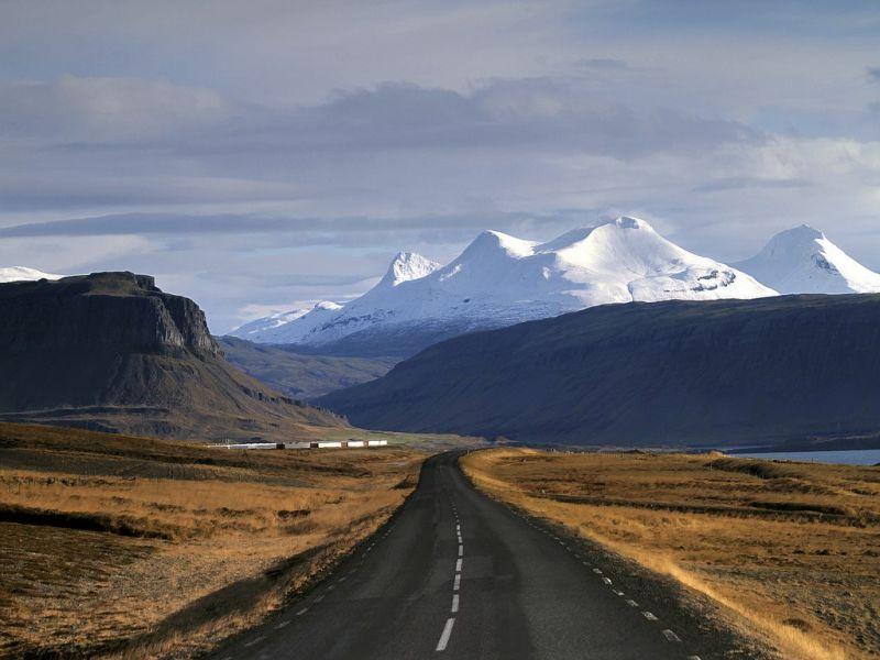 Пазл Собирать пазлы онлайн - Горы в Ирландии