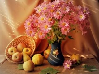 Собирать пазл Осенние дары онлайн
