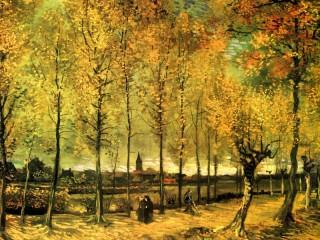 Собирать пазл Осенняя прогулка онлайн