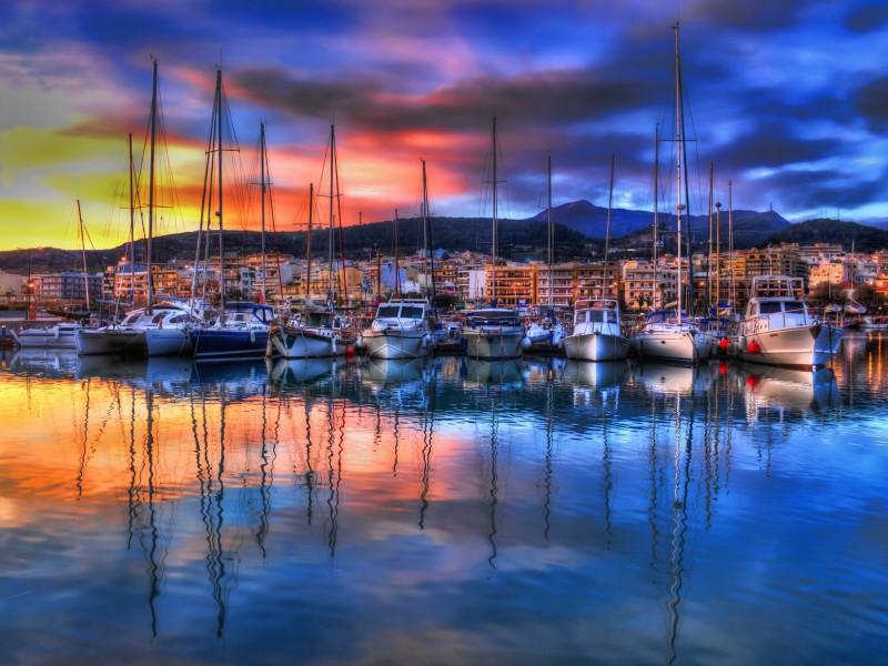 Пазл Собирать пазлы онлайн - Остров Крит