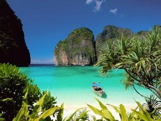 Собирать пазл Острова Пхи Пхи онлайн