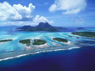 Собирать пазл Острова онлайн