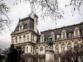 Собирать пазл Отель де Виль онлайн