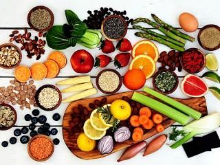 Собирать пазл Овощи и специи онлайн