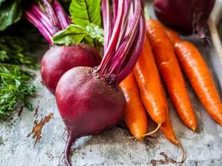 Собирать пазл Овощи и зелень онлайн