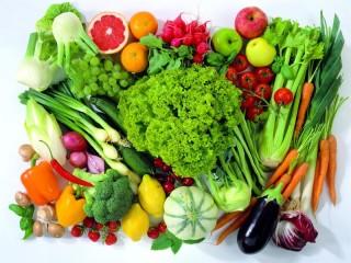 Собирать пазл Овощной натюрморт онлайн