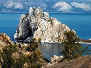 Собирать пазл Озеро Байкал онлайн