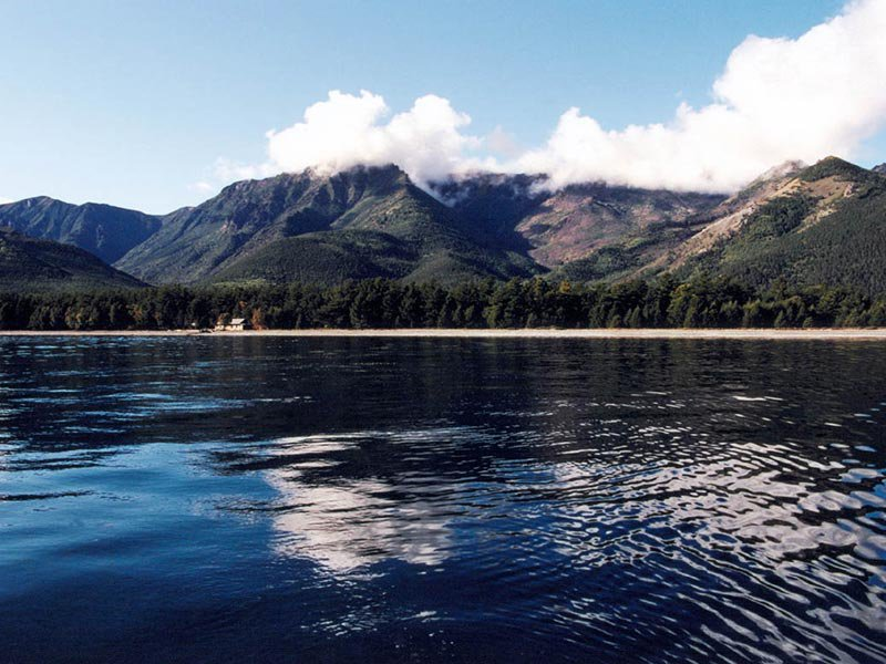 Пазл Собирать пазлы онлайн - Озеро Байкал