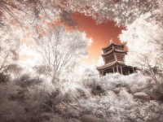 Собирать пазл Пагода онлайн