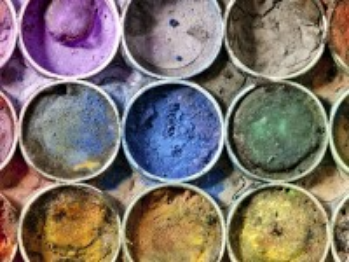 Собирать пазл Палитра красок онлайн