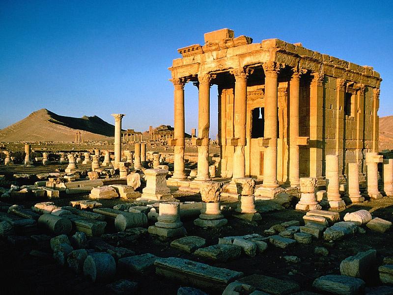 Пазл Собирать пазлы онлайн - Пальмира