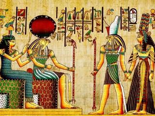 Собирать пазл Папирус онлайн