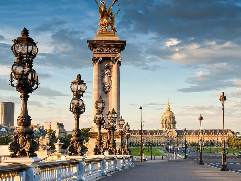 Пазл Собирать пазлы онлайн - Париж