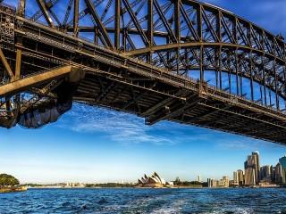Собирать пазл Parramatta river онлайн