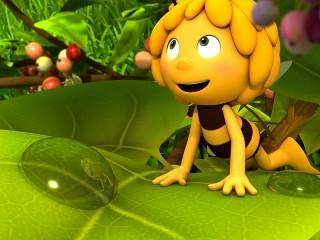 Собирать пазл Пчела Майя онлайн