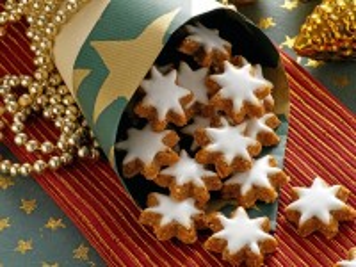 Собирать пазл Печенье-звёзды онлайн