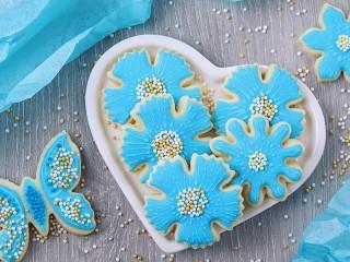 Собирать пазл Печенье онлайн