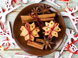 Собирать пазл Печенье и пряности онлайн