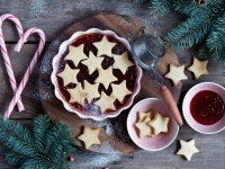 Собирать пазл Печенье и варенье онлайн