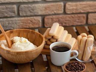 Собирать пазл Печенье к кофе онлайн