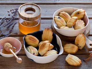 Собирать пазл Печенье с лавандой онлайн