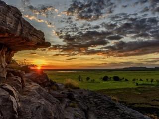 Собирать пазл Пейзаж онлайн
