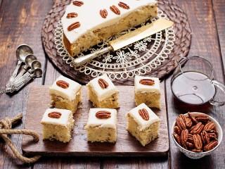 Собирать пазл Пекановый пирог онлайн