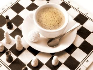 Собирать пазл Перерыв на кофе онлайн