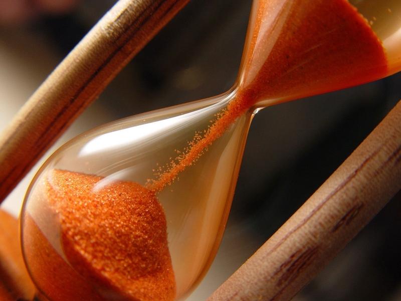 Пазл Собирать пазлы онлайн - Песочные часы
