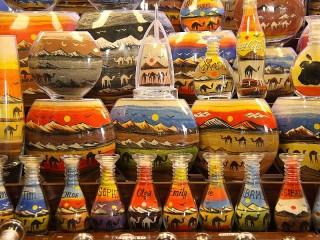 Собирать пазл Песочные сувениры онлайн