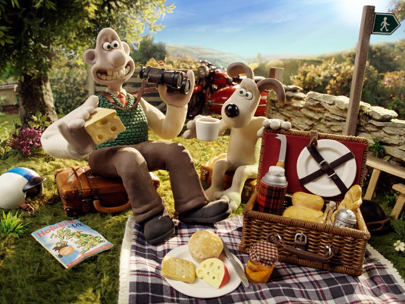 Пазл Собирать пазлы онлайн - Пикник летом