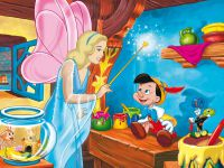 Собирать пазл Пиноккио2 онлайн