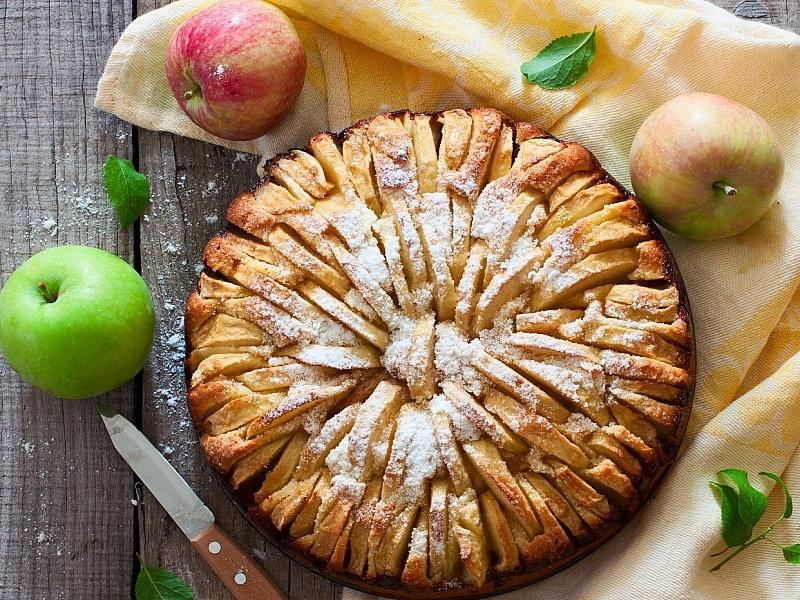 этой пироги с яблоками с картинками говорится, сегодня проблема