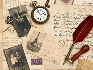 Собирать пазл Письма из прошлого онлайн