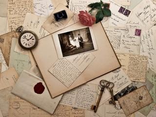 Собирать пазл Письма онлайн