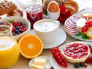 Собирать пазл Питательный перекус онлайн