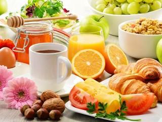 Собирать пазл Питательный завтрак онлайн