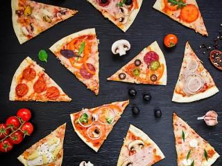 Собирать пазл Пицца онлайн