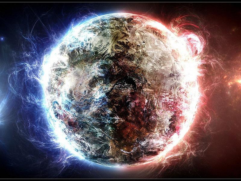 Пазл Собирать пазлы онлайн - Планета