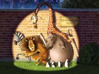 Собирать пазл Побег из зоопарка онлайн