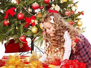 Собирать пазл Подарки на Рождество онлайн