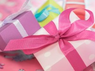 Собирать пазл Подарочные коробки онлайн