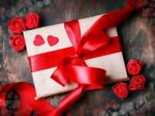 Собирать пазл Подарок онлайн
