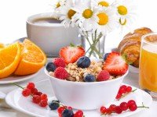 Собирать пазл Полезный завтрак онлайн