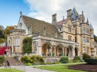Собирать пазл Поместье в Англии онлайн